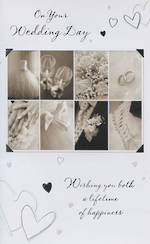 Hallmark Value: Wedding Photos Panel