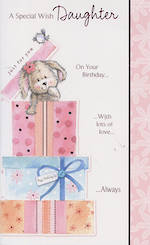 Hallmark Value: Birthday Daughter Dog & Gifts