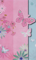 Hallmark Value: Blank Butterflies
