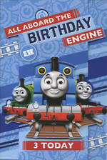 Age Card 3: Boy Thomas Tank