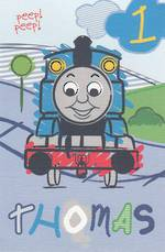 Age Card 1: Boy Thomas The Tank Engine