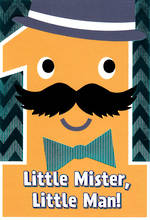 Age Card 1: Boy Little Mister