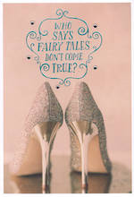 Engagement Card: Hallmark Live Beautifully Shoes
