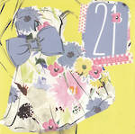 Age Card 21: Female Dress