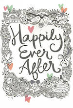 Wedding Card: Hallmark Happily Ever After