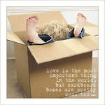 Life Is Sweet: Cardboard Boxes
