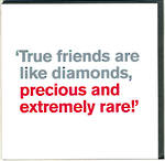 Lyric: True Friends