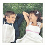 Wedding Card: Life Is Sweet Happiness