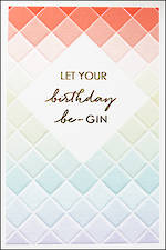 Meraki Aries: Birthday Be-Gin