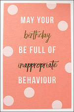 Meraki Aries: Birthday Inappropriate