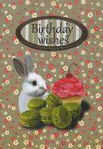 Lucie Faire: Birthday Wishes Bunny