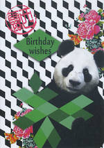 Lucie Faire: Birthday Wishes Panda