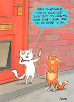 Animal Function: Clean Cat