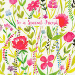 Blooming Wishes: Special Friend
