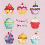 Blooming Wishes: Cupcakes