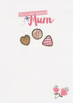 Mum Birthday Card: Paper Gallery Special