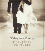 Wedding Card: Love Unlimited Beautiful Forever