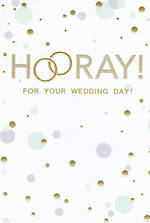 Wedding Card: Apollo Hooray