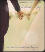 Wedding Card: Adventure Begins
