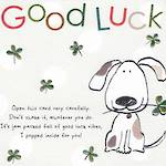 Good Luck Card: Tinklers Doge
