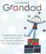 Grandad Birthday Card: Tinklers Brilliant