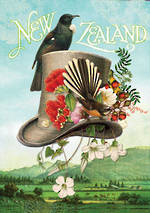 Pure NZ - Botany: Top Hat