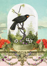 Pure NZ - Botany: Huia In Bell Jar