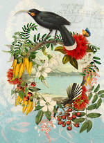 Mini Card: Botany Huia