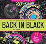 Artist Colouring Book: Back In Black