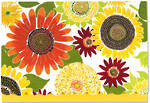 Note Cards Sunflower Garden