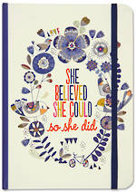 Small Journal: She Believed