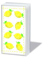 Hankies Sniffs Fashion Lemon Facial Tissues