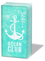 Hankies Sniffs Ocean Club Facial Tissues