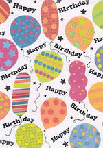 Mini Card: Portobello Ballons