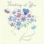 Sympathy Card: Thinking Of You Spotlight
