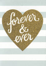 Wedding Card: Simson Forever & Ever