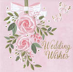 Wedding Card: Belles Garden Wishes