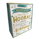 Gift Bag: Large - General Birthday Text