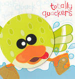 Kids' Birthday Card: Doolallys Totally Quackers