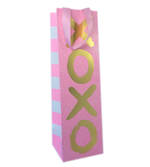 Gift Bag: Bottle Kiss XOXO