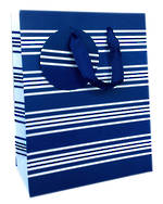 Gift Bag: Medium - General Deck Chair Navy