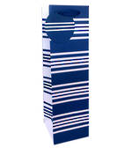 Gift Bag: Bottle - General Deck Chair Navy