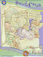 Santoro Swing Cards: Baby Mobile