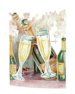 Santoro Swing Cards: Champagne