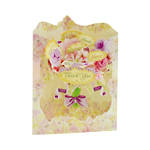 Santoro Swing Cards: Floral Thank You
