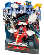Santoro Swing Cards: Racing Car