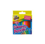 Colouring Pencil: Half-size Pack of 12 Pencils
