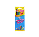 Colouring Pencil: Full-size Pack of 10 Pencils