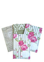 Paper Antiquity: Set of 3 Notebooks