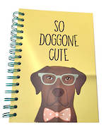 Dogs: Spiral Journal Doggone Cute